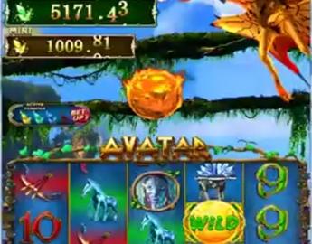 Avatar 15 Liner Vertical