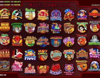 Giga 40in1 Multigame