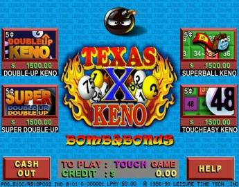 Texas Keno POG