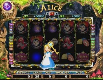 Alice In Wonderland 25 Liner